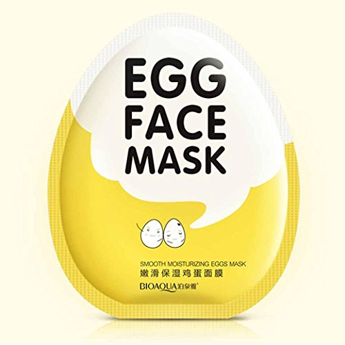 Silicone Mask ,Jinjin Natural Bright white Mask Moisturizing Oil Control Skin Care Products (Adult Silicone Mask)