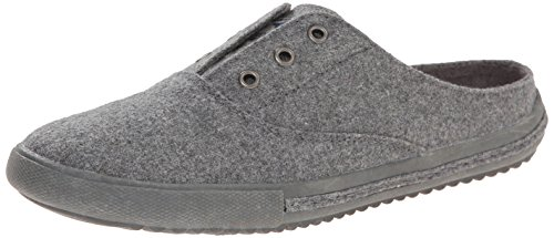Rocket Dog Women's Pompeii Heather Fabric Flats, Grey, 7.5 M - Sneakers Platform Girls Spice