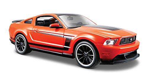 Mustang 1 - 8