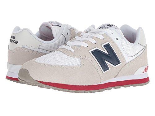 底害虫流産[new balance(ニューバランス)] メンズランニングシューズ?スニーカー?靴 GC574v1 (Big Kid)