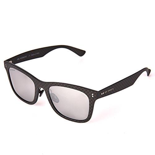 Sunglasses New Wayfarer Polarized, Blasses Carbon Fiber Sunglasses for Women - Sunglasses New