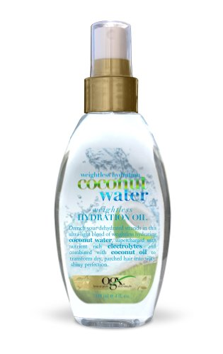 Price comparison product image OGX Weightless Hydration Coconut Water Oil, 4 Ounce