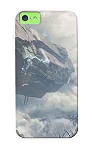 Improviselike Perfect Halo 4 Case Cover Skin With Appearance For Iphone 5c Phone Case