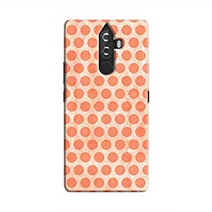 Cover It Up - Pink Polka K8 Note Hard Case