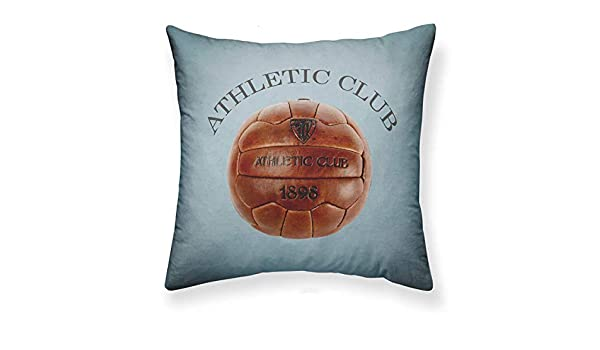 Funda Cojín Athletic Club de Bilbao Balon: Amazon.es: Hogar