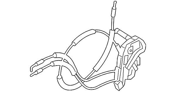 Amazon Com Nissan 80501 1km1a Door Lock Actuator Motor Automotive