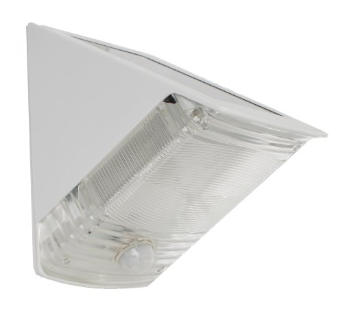 Solar Powered Motion Activated Wedge Light