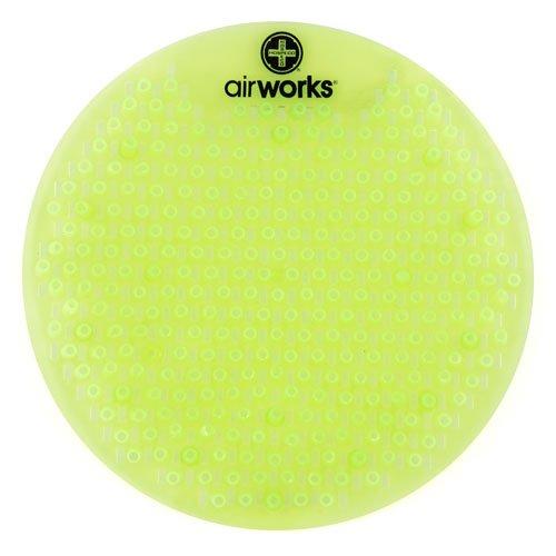 X Splash Free Urinal Screen, Cucumber Melon, Light 0.22 lb, 8