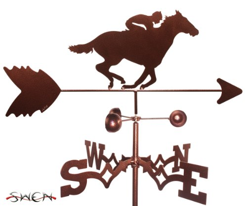 (RACE HORSE Weathervane)