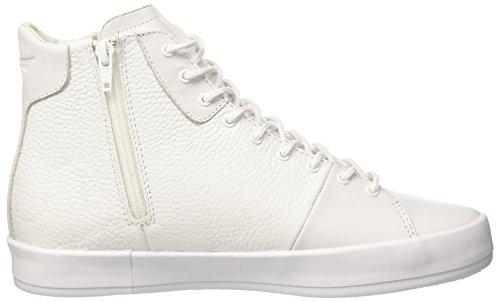 Creativo Ricreazione Mens Carda Hi Sneaker Bianco