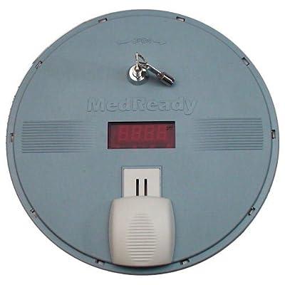 MedReady 1700 Medication Dispenser, with Flashing Light (1700FL)