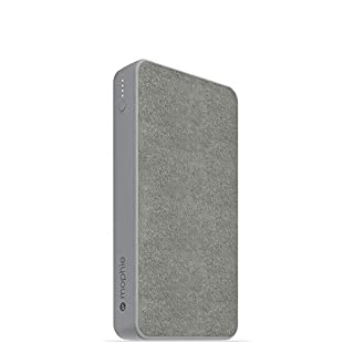 Mophie Powerstation XL - Universal Battery - Made for Smartphones, Tablets, and Other USB-C and USB-A Compatible Devices (15,000mAh) - Grey (401102951)