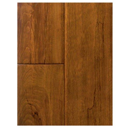Samling global usa inc BP-EB, Birch Espresso Solid Hand Scraped Flooring 3/4'' x 4-3/4'' x RL