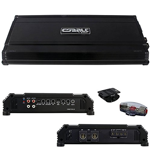 Orion CB2700.2 Cobalt Series 5400 Watts 2 Channel Amp Car Audio Stereo Amplifier (Bridge 2 Channel Amp)
