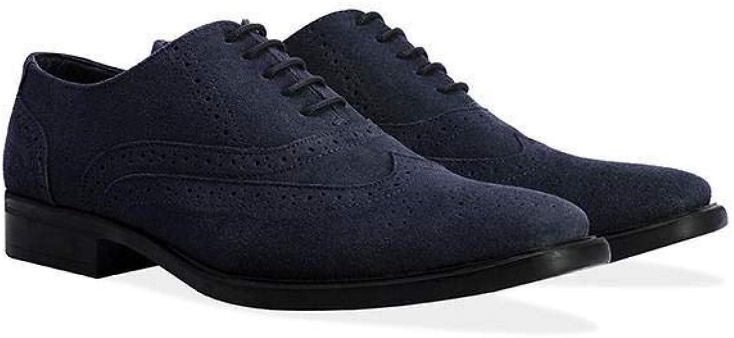 Redfoot Chaussures Richelieu en Daim Oxford