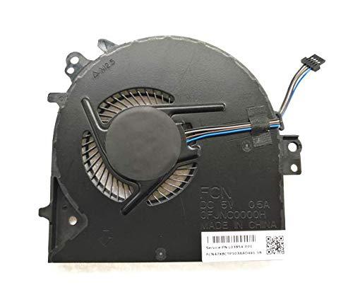 Cooling Fan para HP Probook 450 G5 Series Cooling Fan 455...