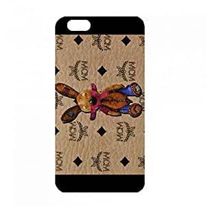 Apple iPhone 6 Plus Bumper Phone Case Cover With Mcm Bunny Pattern Custom Phone Case With Mcm Logo