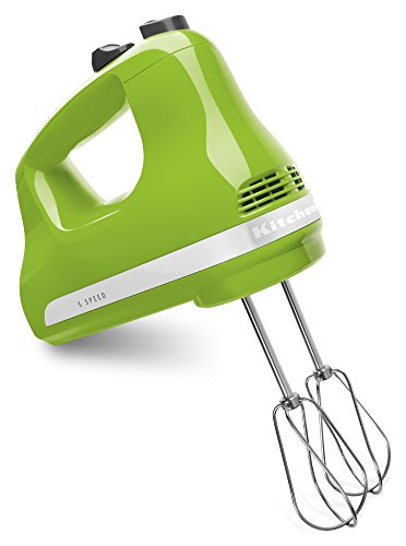 kitchenaid khm512ga 5 speed ultra power hand mixer green apple green kitchen accessories   kitchen gadget box  rh   kitchengadgetbox com