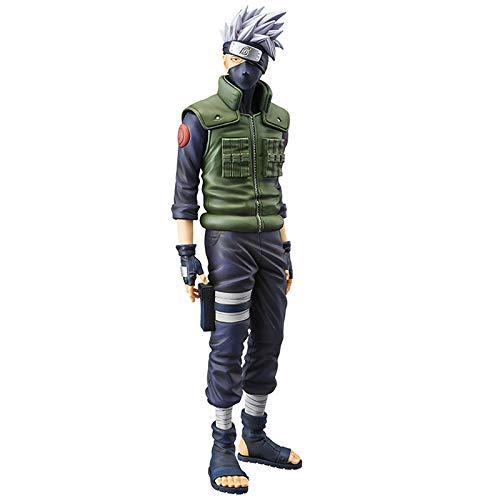 Naruto Banpresto 38538 Grandista Shinobi Relations Hatake Kakashi Figure