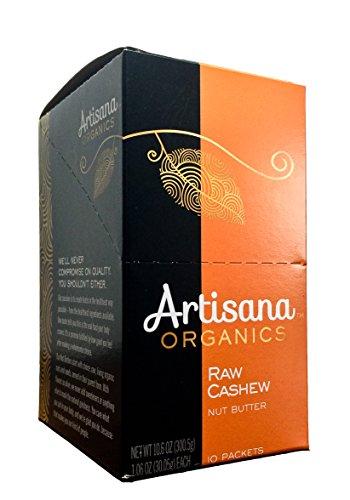 Artisana Organic Raw Cashew Butter, 1.06oz 10
