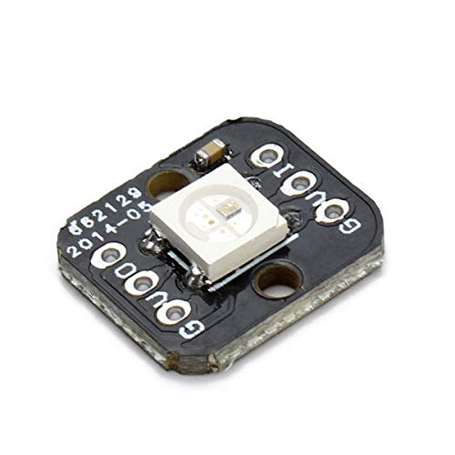 One Bit WS2812B Serial 5050 Full Color LED Module for Arduino by Anddoa (Image #2)