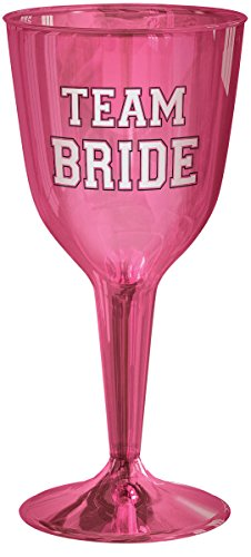 Team Bride 10oz Wine Glasses