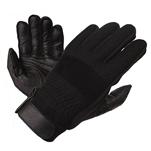 Olympia Sports Men's Airflow I Gloves (Black, XX-Large)