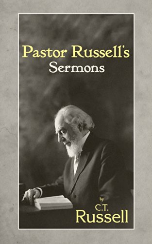 \\UPD\\ Pastor Russell's Sermons: A Helping Hand For Bible Students. Vaqueros through mediante Purchase gallery commonly
