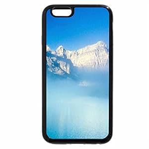 iPhone 6S / iPhone 6 Case (Black) Foggy Moraine Lake