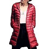 Pandaie Jacket,Fashion Womens Winter Plus Size Coat Warm Thin Down Jacket Outwear Overcoat