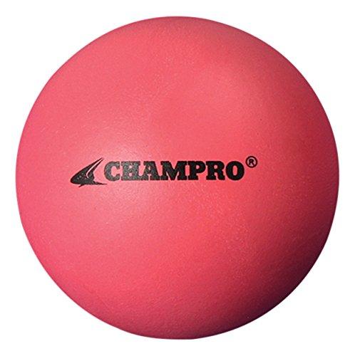 Champro Sports Foam Lacrosse Ball, Pink,12 Pack