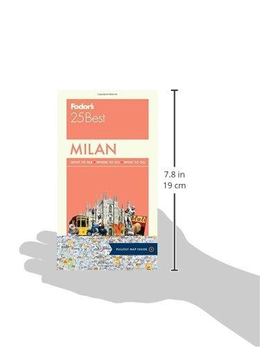Fodor's Milan's 25 Best