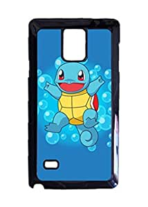 Engood Design Pokemon Squirtle Case Durable Unique Design Hard Back Case Cover For Samsung Galaxy Note 4 New