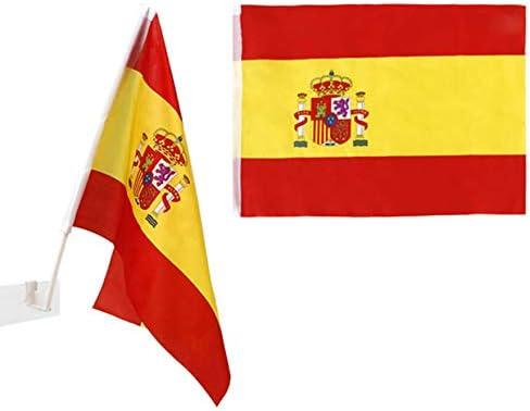 GARGOLA.ES OPERADORES DIGITALES Lote de 10 Banderines España, Bandera España, Banderín portátil, banderín para manifestaciones BANDERIN DE Mano: Amazon.es: Deportes y aire libre
