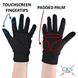 CRS Cross Figure Skating Gloves - Warm Padded