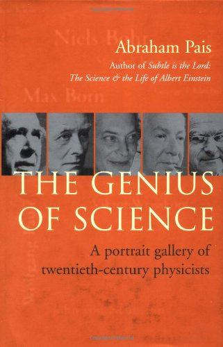 Gallery Science - The Genius of Science: A Portrait Gallery