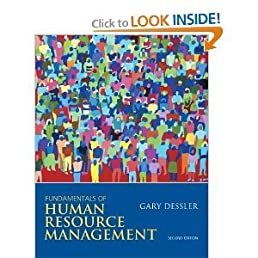 fundamentals of human resource management (2nd edition desslerfundamentals of human resource management (2nd edition dessler 8589945555551 amazon com books