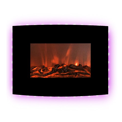 22 electric fireplace - 1