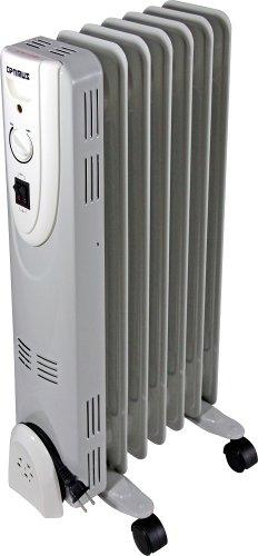 Optimus H-6010 Portable Oil Filled Radiator Heater | amzn_product_post Filled Heater Oil Oil Filled Heaters Optimus Optimus Portable Radiator