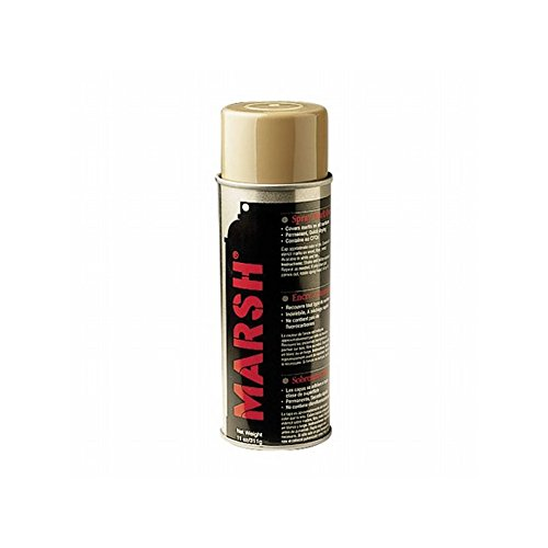 Box Packaging Marsh Stencil Ink Spray, Tan - 12 Cans per Case by Box Packaging