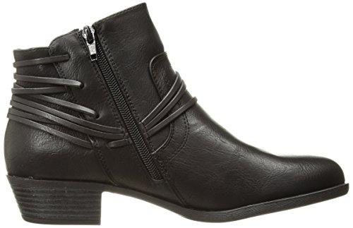 Madden Girl Women's Become Ankle Boot Black Paris EGaS31