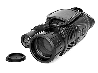 Pyle PSHTCM88 Handheld Night Vision Camera with Record Video, Snap Images, LCD Display and Built-in Rechargeable Battery from Sound Around :: Night Vision :: Night Vision Online :: Infrared Night Vision :: Night Vision Goggles :: Night Vision Scope