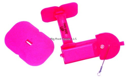 luhr-jensen-hot-shot-side-planer-pink