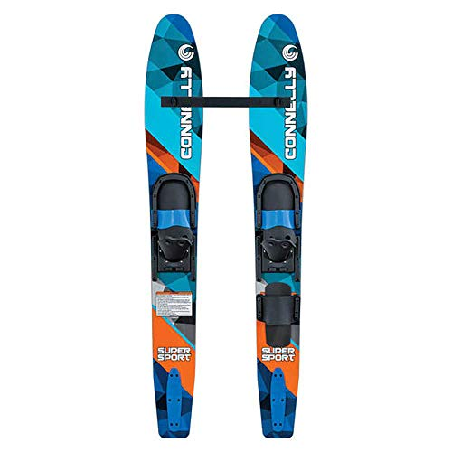 - CWB Connelly Super Sport 55 Inch Water Sports Ski Combo and Ski Stabilizer Bar