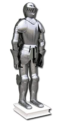 Classic Medieval Suit of Armor
