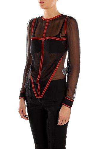 15I6255320017 Givenchy Tops Mujer Seda Negro Negro