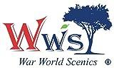 War World Scenics Army Fine Model Sand - 200g Bag