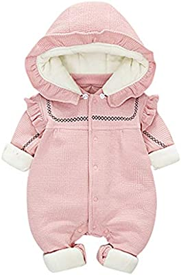 Longay/_Baby Clothes Baby Romper,Longay Newborn Infant Baby Girl Boy Floral Ruffle Bear Romper Jumpsuit Playsuit Outfits