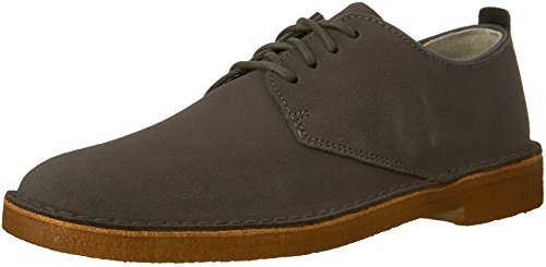 London Desert Charcoal Clarks London Mens Clarks Desert Oxford Shoe Oxford Mens 5xWHPwn6
