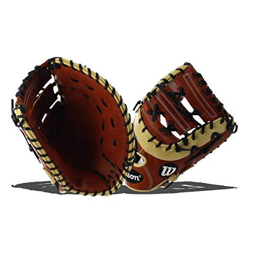 Mitt Baseball Basemans First (Wilson A2K 1617 12.5